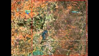 Abilene (TX) United States  City pictures : Flight test using Terma SCANTER 4002 in Abilene, TX, USA (IFT&E)