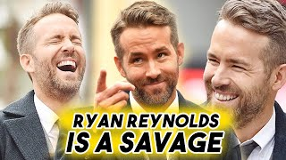 Video Ryan Reynolds Hates Himself | Total Savage Funny Moments MP3, 3GP, MP4, WEBM, AVI, FLV Juni 2019