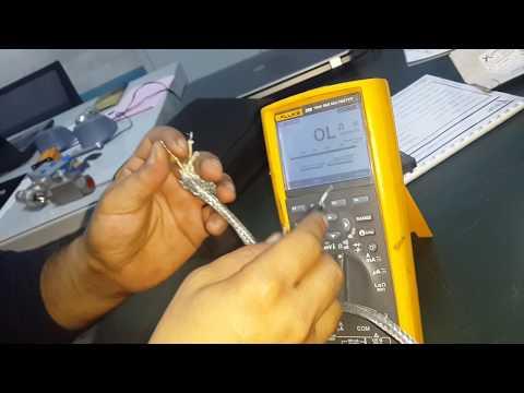 fluke Dijital Multimetre