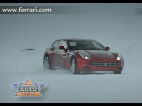 New Ferrari FF Launch Video