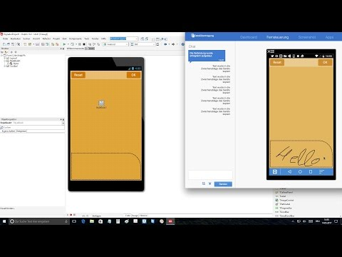 Tutorial: Signatur Capture in Firemonkey (Delphi DX 10.2 Tokyo) on Windows 10 and Android