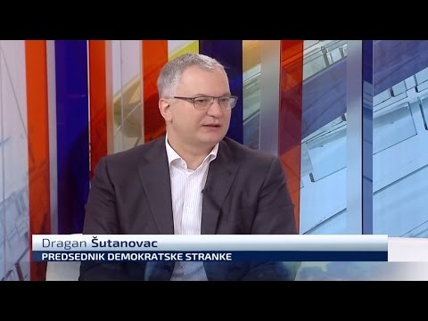 Драган Шутановац у емисији Нови дан, (5.4.2017), Н1 Телевизија