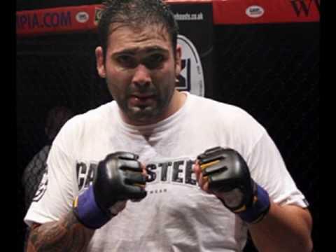 Ricco Rodriguez Fighter Update