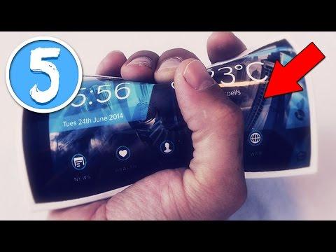5 smartphone più strani al mondo!