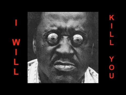 Big Angry Black Man ! 📕 David Spates video diary # 31