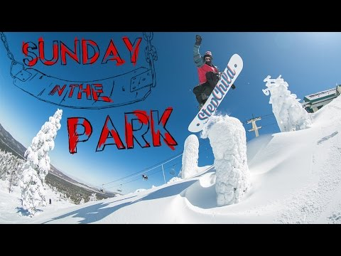 SUNDAY IN THE PARK 2015 Episode 10 – TransWorld SNOWboarding