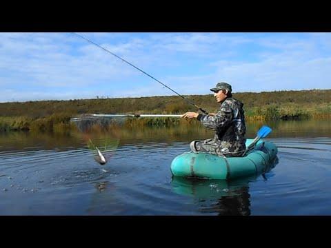рыбалка на туре на щуку видео