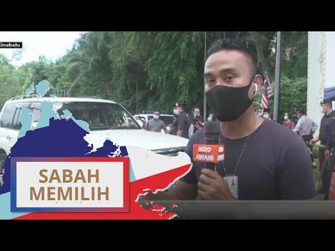PRN Sabah: [02:30PM] Perkembangan dari Istana Negeri Sabah