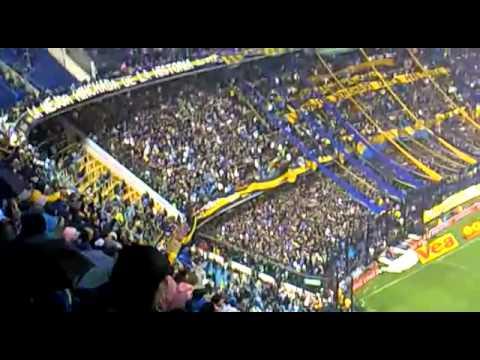 Video - La 12 alentando con todo [Boca Juniors] - La 12 - Boca Juniors - Argentina