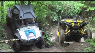 5. Polaris VS Can-Am Showdown Re-Match - Maverick, RZR XP, Maverick 4, RZR4, Commander, Renegade