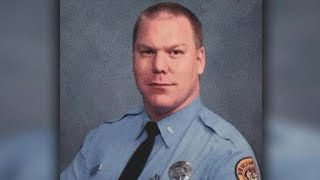 """New Orleans Officer Chris Abbott was struck in the leg by a bullet Monday morning while working off-duty, Police Chief Michael Harrison says -- and this wasn't Abbot's first time being injured on the job. CBS affiliate WWL-TV's Mike Perlstein reports.Subscribe to the """"CBSN"""" Channel HERE: http://bit.ly/1Re2MgSWatch """"CBSN"""" live HERE: http://cbsn.ws/1PlLpZ7Follow """"CBSN"""" on Instagram HERE: http://bit.ly/1PO0dkxLike """"CBSN"""" on Facebook HERE: http://on.fb.me/1o3Deb4Follow """"CBSN"""" on Twitter HERE: http://bit.ly/1V4qhIuGet the latest news and best in original reporting from CBS News delivered to your inbox. Subscribe to newsletters HERE: http://cbsn.ws/1RqHw7TGet your news on the go! Download CBS News mobile apps HERE: http://cbsn.ws/1Xb1WC8Get new episodes of shows you love across devices the next day, stream local news live, and watch full seasons of CBS fan favorites anytime, anywhere with CBS All Access. Try it free! http://bit.ly/1OQA29B---CBSN is the first digital streaming news network that will allow Internet-connected consumers to watch live, anchored news coverage on their connected TV and other devices. At launch, the network is available 24/7 and makes all of the resources of CBS News available directly on digital platforms with live, anchored coverage 15 hours each weekday. CBSN. Always On."""