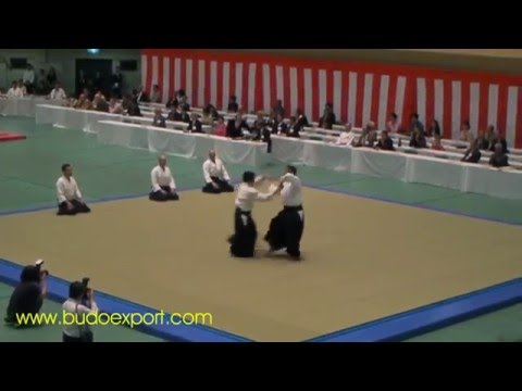 48th All Japan Aikido - Yokota Yoshiaki Shihan