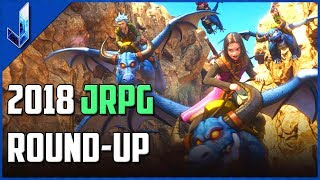 Video Every JRPG Coming In 2018 MP3, 3GP, MP4, WEBM, AVI, FLV Desember 2018