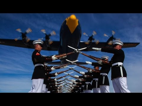 The Blue Angels use a United States...