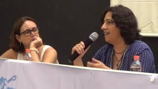 Palestra: Profa. Dra. Fernanda Bittencourt Ribeiro