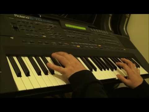 Depeche Mode - Where's The Revolution  Piano  Instrumental Cover