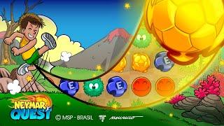 Novo game: Neymar Jr Quest - Gameplay trailer | Disponível para Android, iOS e Windows Phone, neymar, neymar Barcelona,  Barcelona, chung ket cup c1, Barcelona juventus