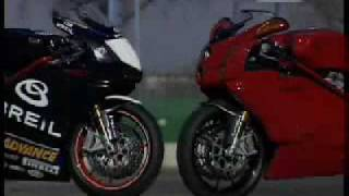 4. Superbike Ducati 749R Commercial