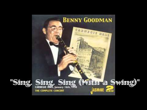 Video Sing Sing Sing - Carnegie Hall 1938 download in MP3, 3GP, MP4, WEBM, AVI, FLV January 2017
