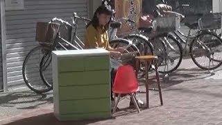 博多発!ありえない家具の使い方動画/タンスのゲン6秒動画×4