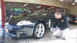 Supercharged 2009 Jaguar XKR FOR SALE TEST DRIVE Flemings Ultimate Garage