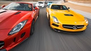 Motor Trend's 2013 Best Driver's Car Week! - Starting August 19th