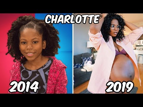 Nickelodeon Famous Stars Before and After 2021