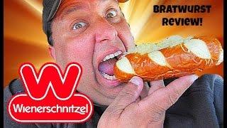 Video Wienerschnitzel® Pretzel Bun Grilled Bratwurst REVIEW! MP3, 3GP, MP4, WEBM, AVI, FLV Juni 2018