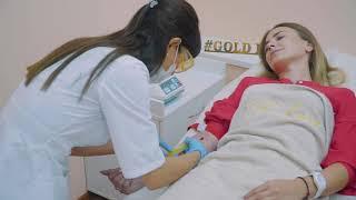 Лечение выпадения волос - Плазмотерапия