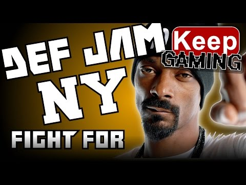 Def Jam Fight for NY Xbox