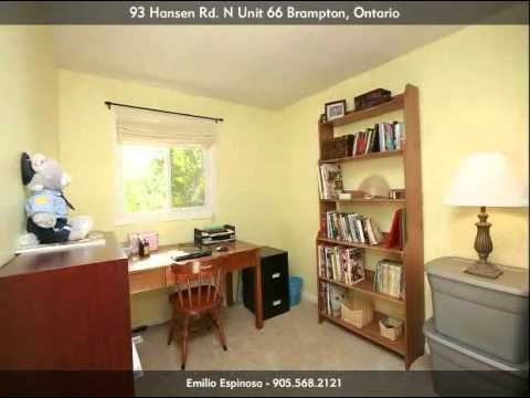 93 Hansen Rd. N Unit 66, Brampton, , Ontario – MVL Virtual Tour