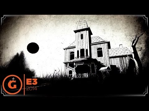 White Night - E3 2014 Trailer