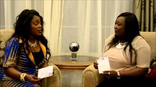 CELEBRITY HEALTH TALK WITH FATMATA KOROMA