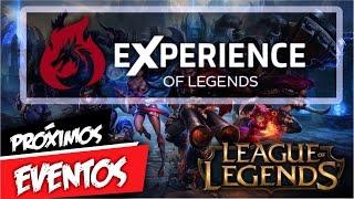 Final League Of Legends 2016 no Experience Of Legends em Vitória by Pokémon GO Gameplay