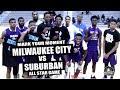 Keontae White MVP Performance Propels City Squad!! Milwaukee City vs Suburban All Star Game RECAP