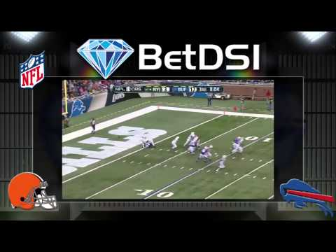 Cleveland Browns vs Buffalo Bills Odds | NFL Betting Predictions