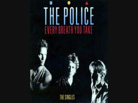 "the police – ""walking on the moon"""