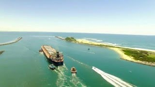 Newcastle Australia  city photo : Newcastle, Australia & Surrounds in 4K Drone - Where Are Ü Now