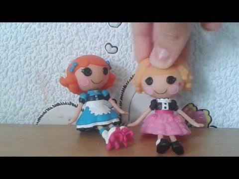 Лалалупси мультфильм с игрушками для детей НОВЕНЬКАЯ Lalaloopsy The newcomer