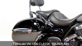 8. Kawasaki VN 1700 CLASSIC TOURER ABS