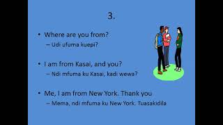 Tshiluba is a Bantu language spoken in the Democratic Republic of the Congo. A national language, along with Lingala, Swahili, and Kikongo, the prefix Tshi/ or ...