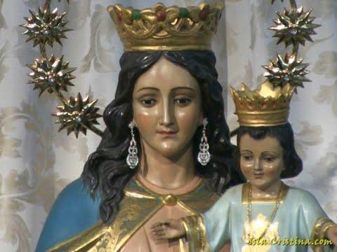 Misa del 81 Aniversario de la Llegada de María Auxiliadora a Pozo del Camino