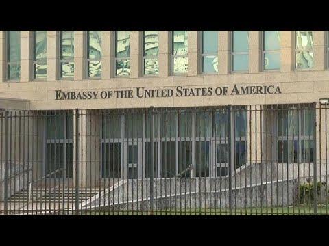 Στην απέλαση δύο Κουβανών διπλωματών προχώρησε η Ουάσιγκτον