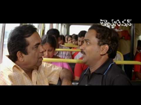 brahmanandam and venu madhav comedy