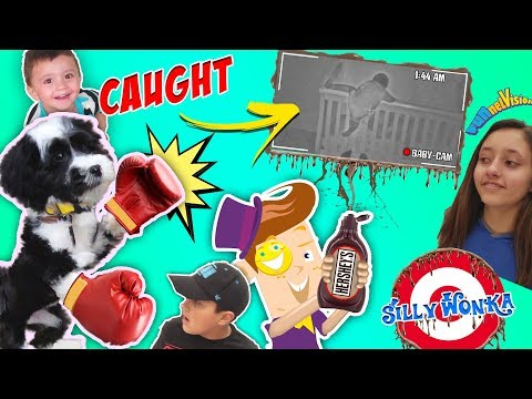 SOMEBODY SPILLED CHOCOLATE in TARGET! Puppy & Caught Shawn Doing What FUNnel Vision Vlog