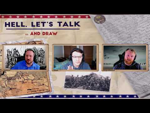 HLT Ep. 6: Lets Draw with Moscatnt