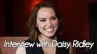 Nonton Interview With Daisy Ridley About  The Eagle Huntress   2016  Film Subtitle Indonesia Streaming Movie Download