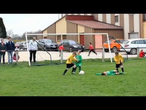 U7 gironcourt - chatenois score : 1 à 0