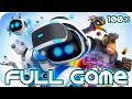 Astro Bot: Rescue Mission Walkthrough 100 Full Game Lon