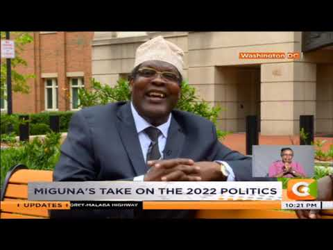 | JKLive | Miguna Miguna divulge the whole story behind the swearing-in [Part 2]